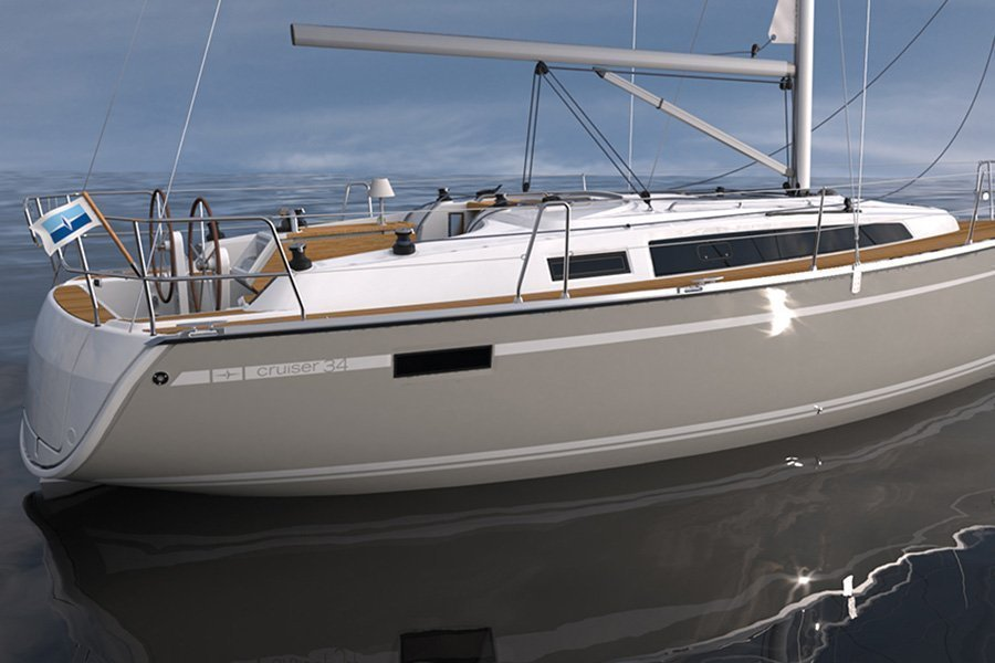 Bavaria Cruiser 34 (LADY ONE)  - 2