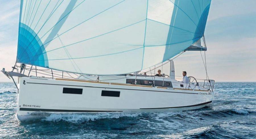Oceanis 38.1 (Sailor Mercury)  - 0