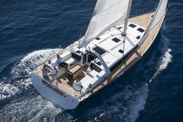 Oceanis 48 - 4 cab. (Claudia II)  - 0