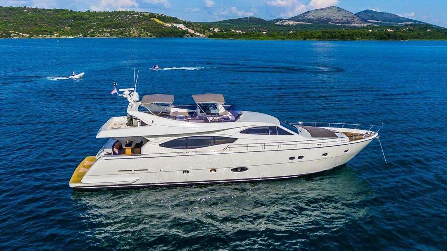 Ferretti Yachts 760 (Quo Vadis I)  - 0