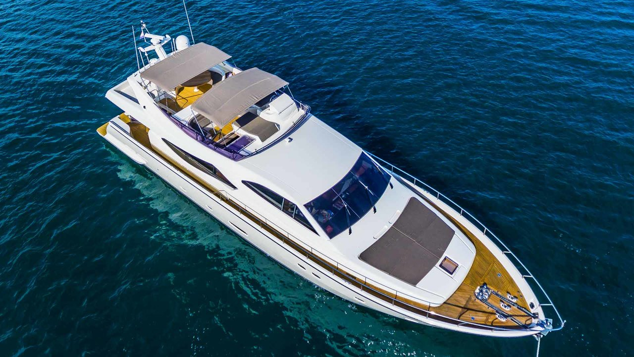 Ferretti Yachts 760 (Quo Vadis I)  - 2
