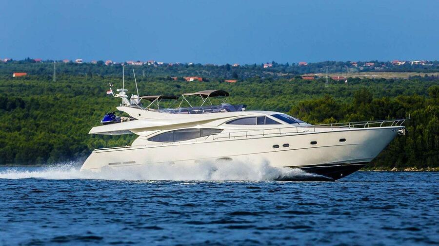Ferretti Yachts 760 (Quo Vadis I)  - 4