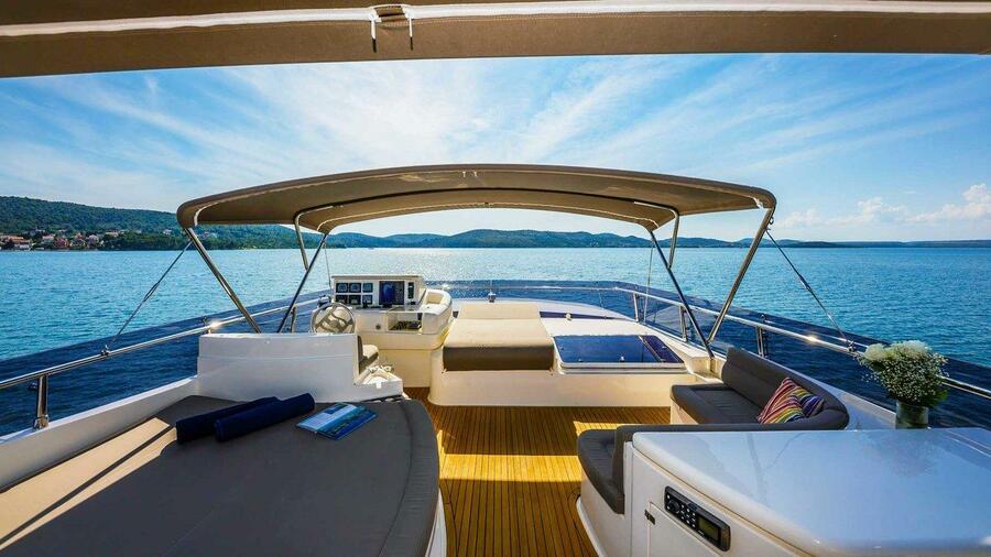 Ferretti Yachts 760 (Quo Vadis I)  - 5