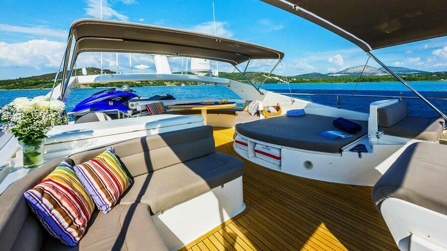 Ferretti Yachts 760 (Quo Vadis I)  - 6