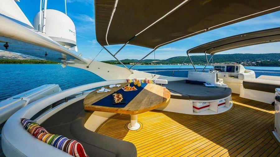 Ferretti Yachts 760 (Quo Vadis I)  - 7