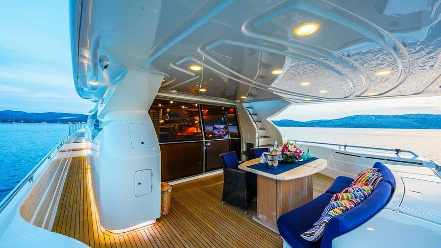 Ferretti Yachts 760 (Quo Vadis I)  - 8