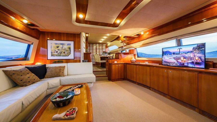 Ferretti Yachts 760 (Quo Vadis I)  - 9