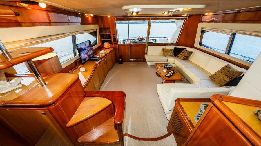 Ferretti Yachts 760 (Quo Vadis I)  - 10