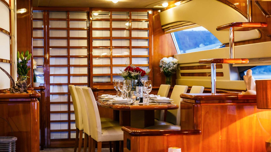 Ferretti Yachts 760 (Quo Vadis I)  - 11