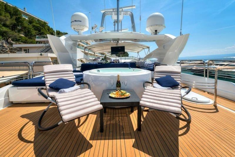 Sunseeker Yacht 105 (Baby)  - 4