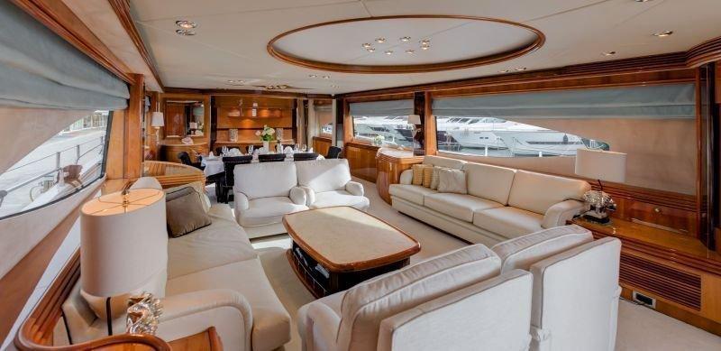 Sunseeker Yacht 105 (Baby)  - 8