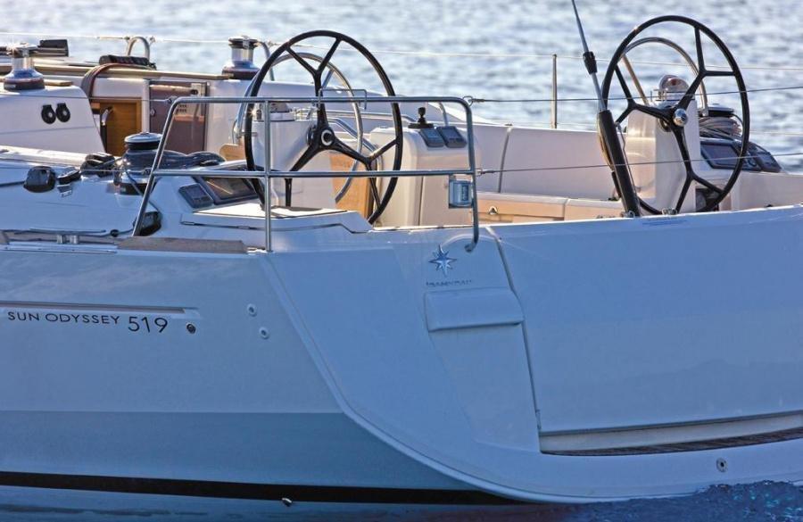 Sun Odyssey 519 - 5 + 1 cab. (Eva)  - 5