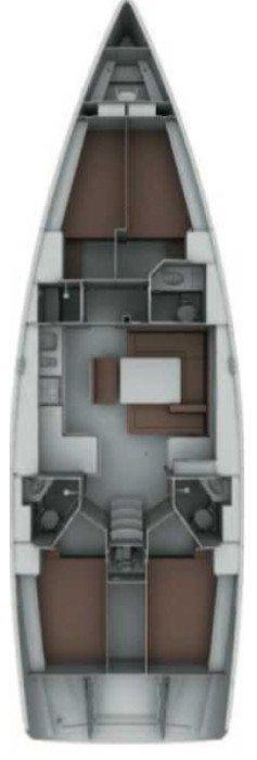 Bavaria Cruiser 45 (iSTONE)  - 1