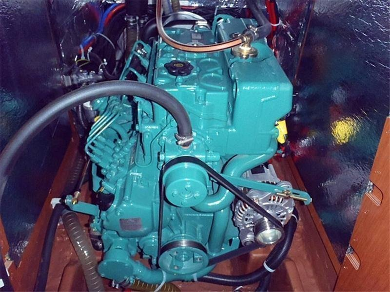 Bavaria Cruiser 45 (iSTONE)  - 16