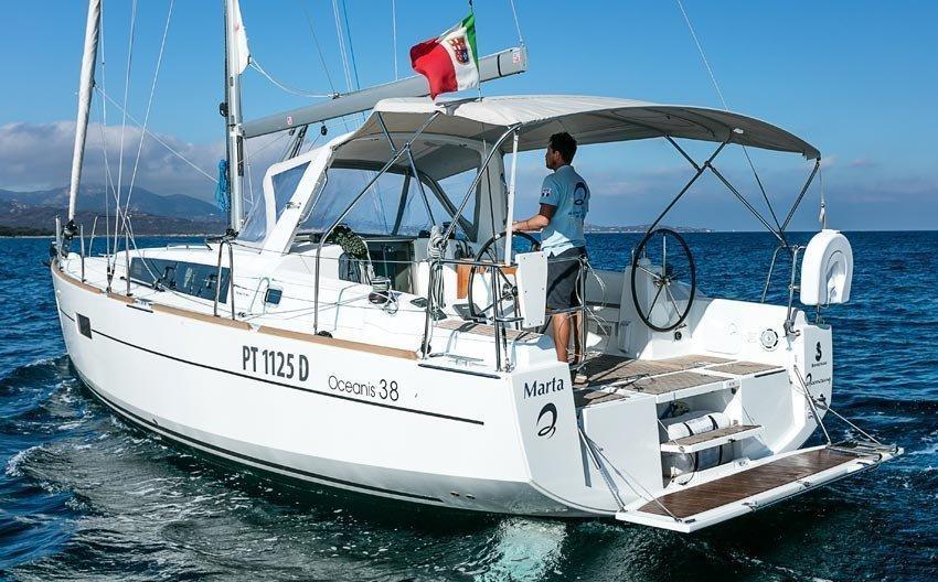 Oceanis 38 - 3 cab. (Marta)  - 2