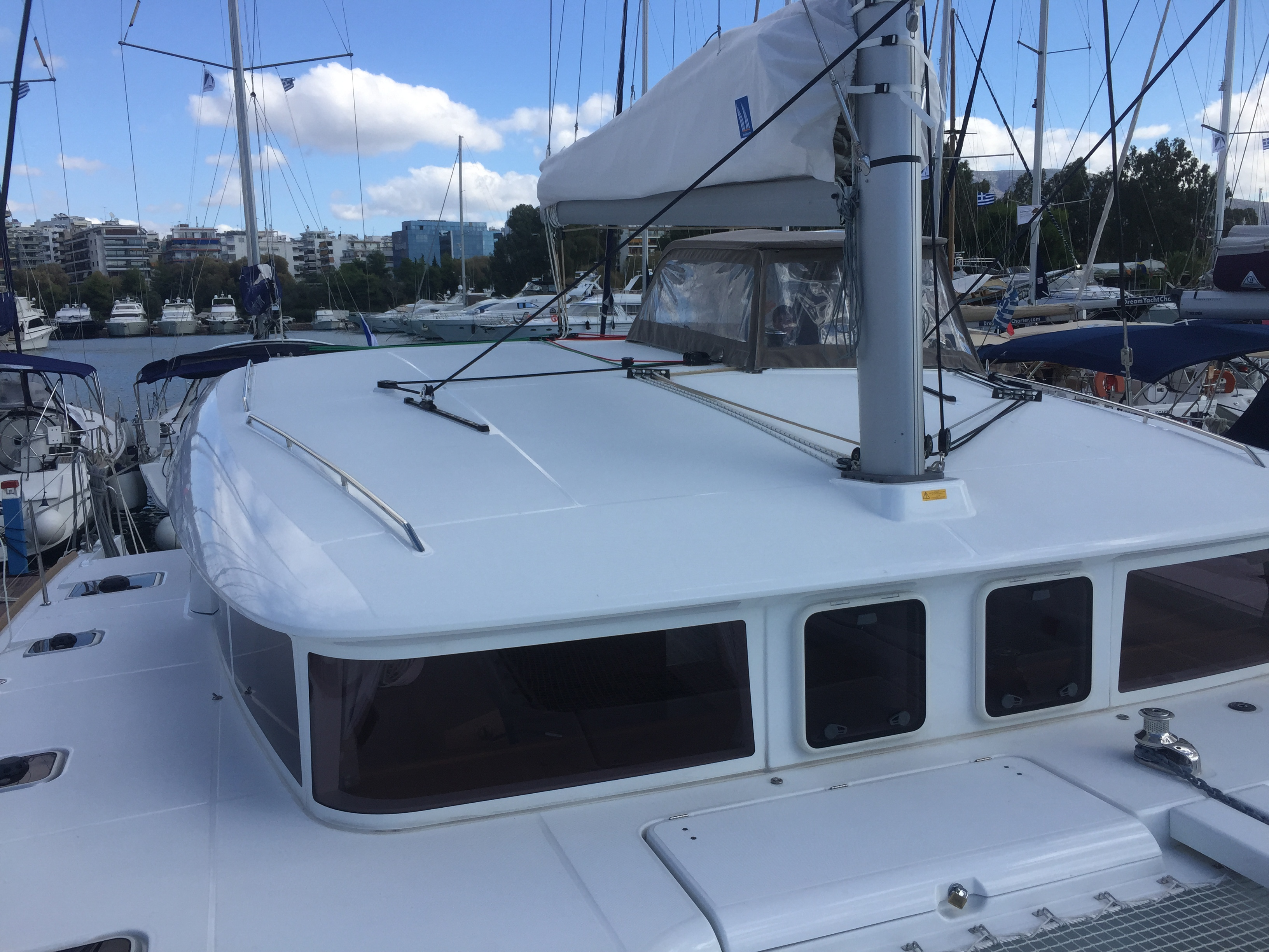 Lagoon 400 S2 - 4 + 2 cab. (IRIS (skippered only))  - 0