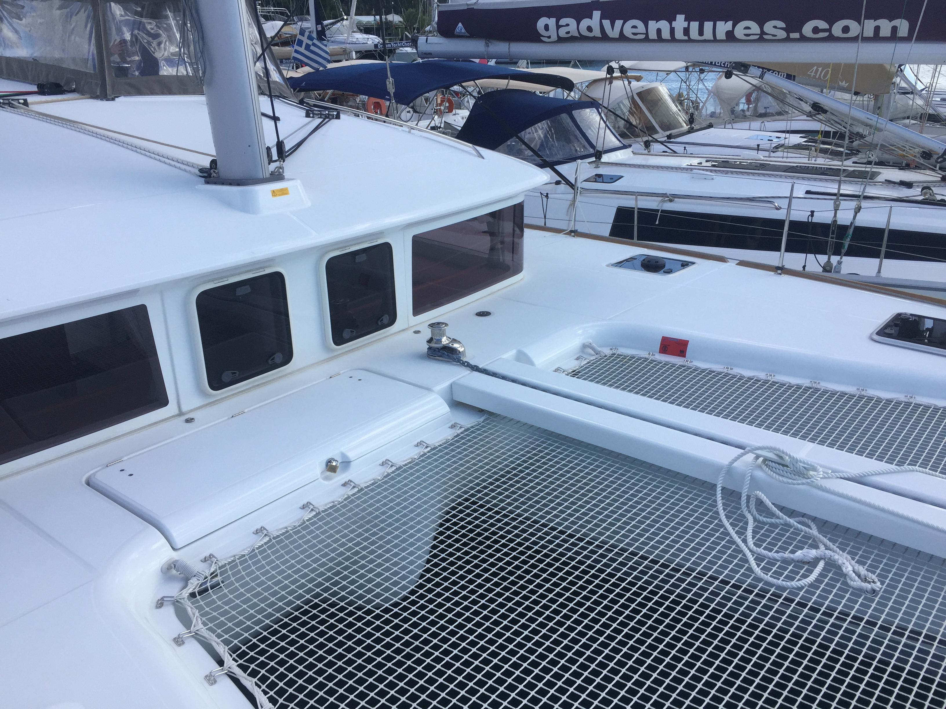 Lagoon 400 S2 - 4 + 2 cab. (IRIS (skippered only))  - 2
