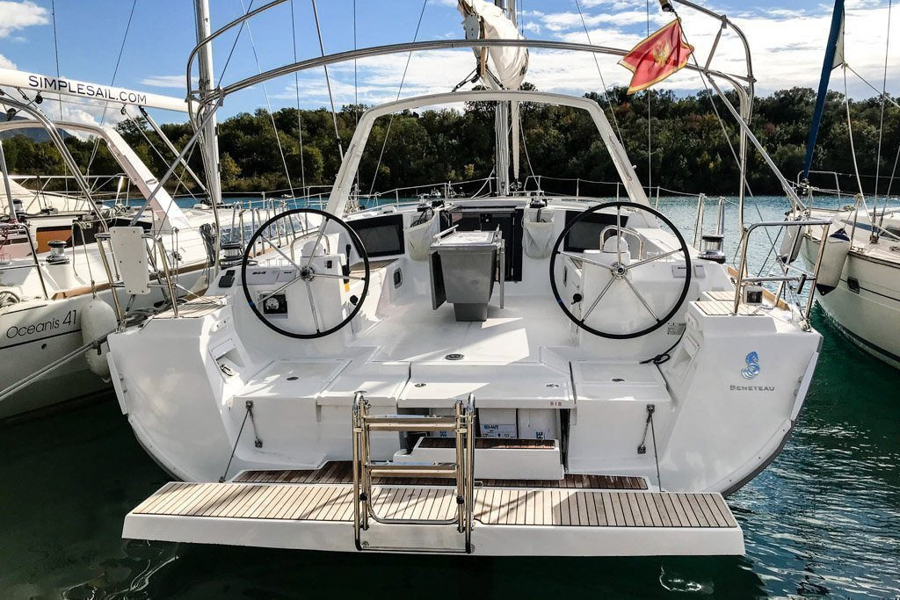 Oceanis 45 - 4 cab. (Foxtrot)  - 2