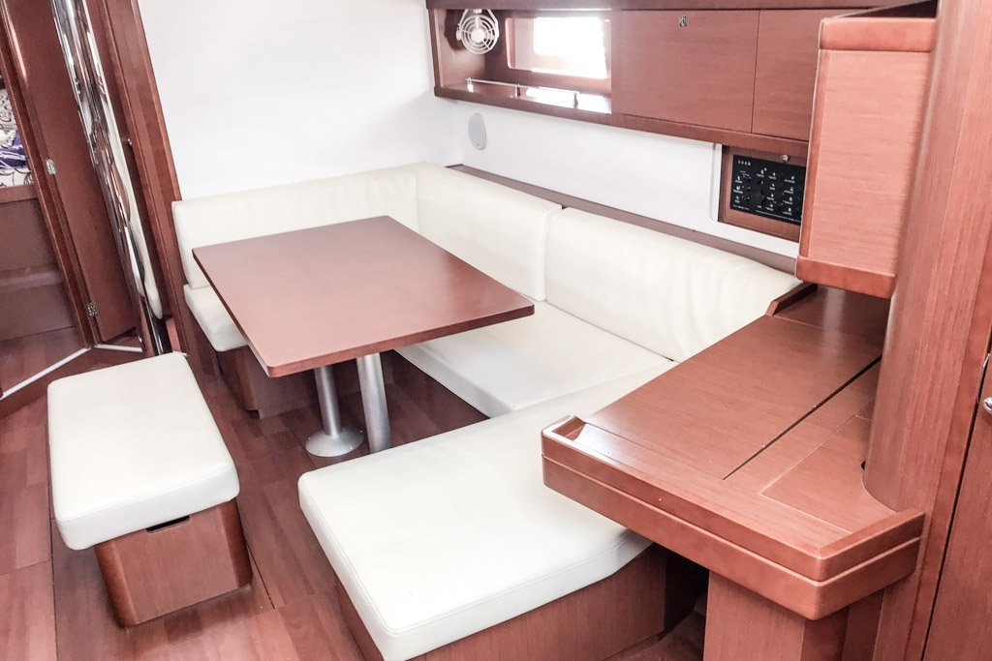 Oceanis 45 - 4 cab. (Foxtrot)  - 11