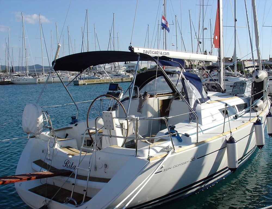 Sun Odyssey 36i (Rita)  - 3