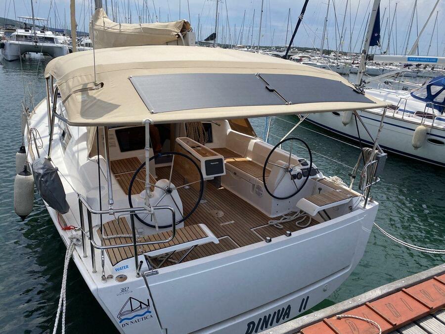 Dufour 382 GL (Diniva II)  - 7
