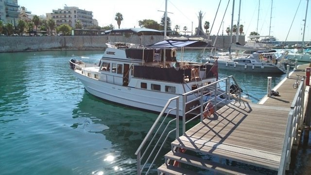 Trawler HAMPTON 42 (SEA LION)  - 18