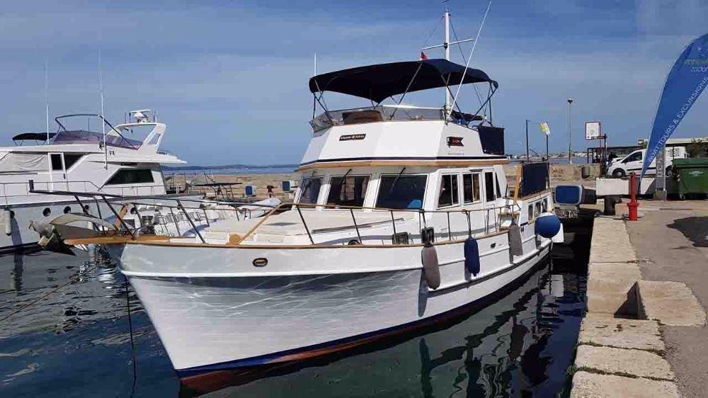 Trawler HAMPTON 42 (SEA LION)  - 19