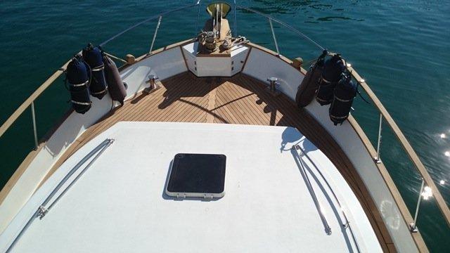 Trawler HAMPTON 42 (SEA LION)  - 22