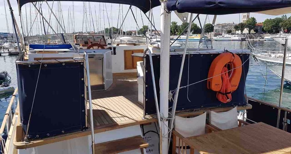 Trawler HAMPTON 42 (SEA LION)  - 26