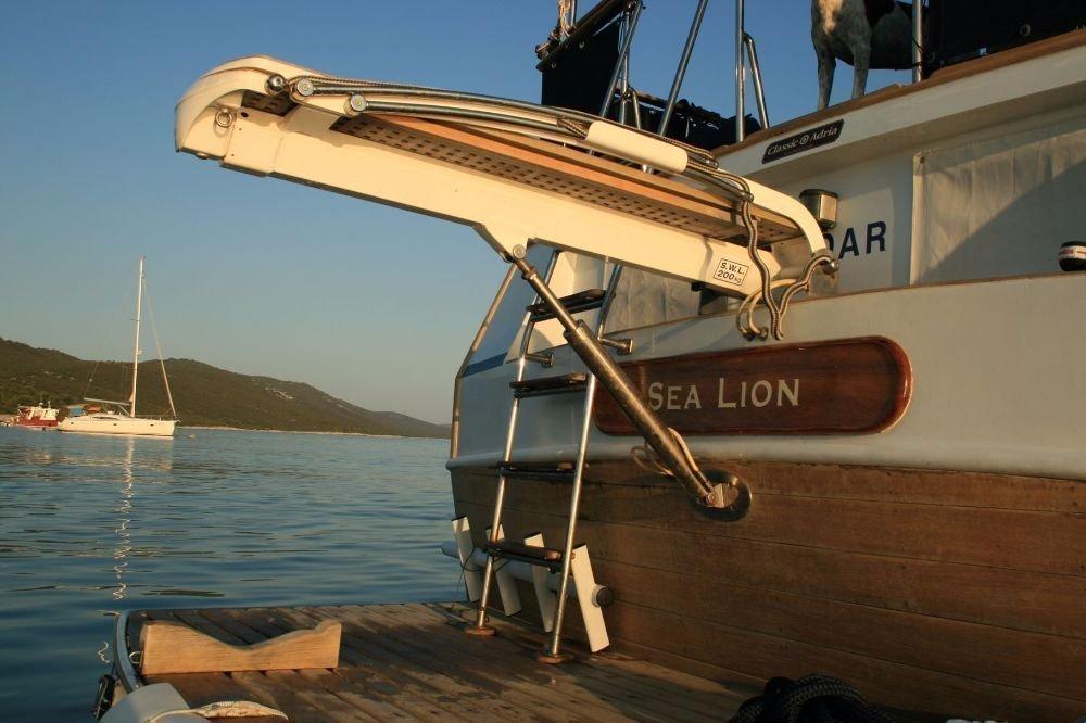 Trawler HAMPTON 42 (SEA LION)  - 1