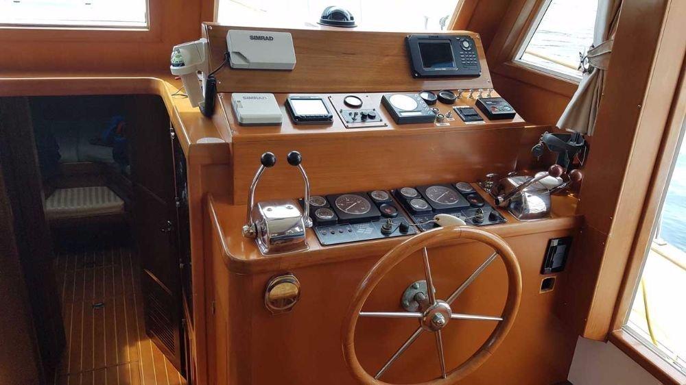 Trawler HAMPTON 42 (SEA LION)  - 9