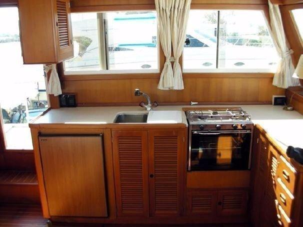 Trawler HAMPTON 42 (SEA LION)  - 10