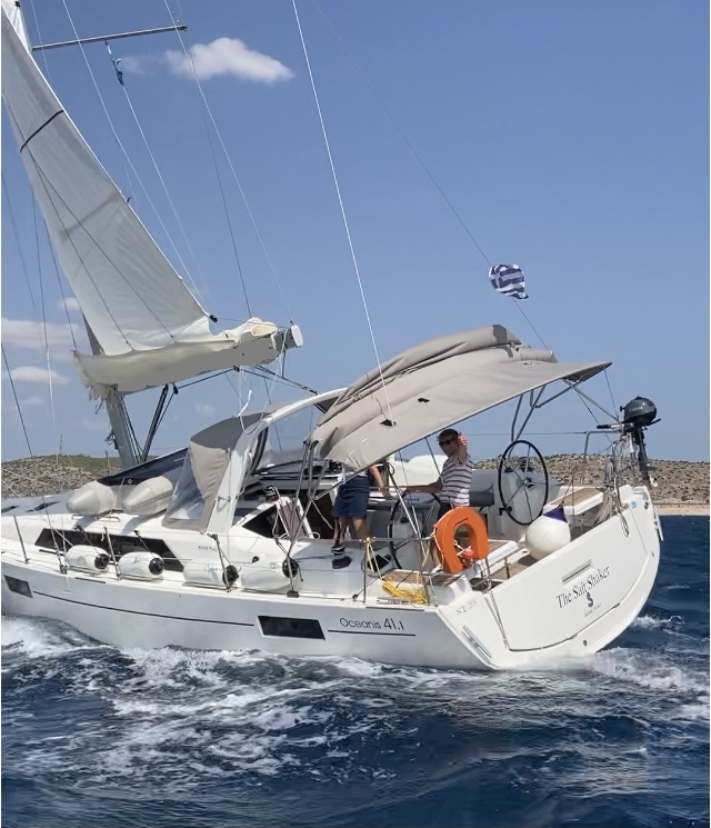 Oceanis 41.1 (THE SALT SHAKER)  - 3