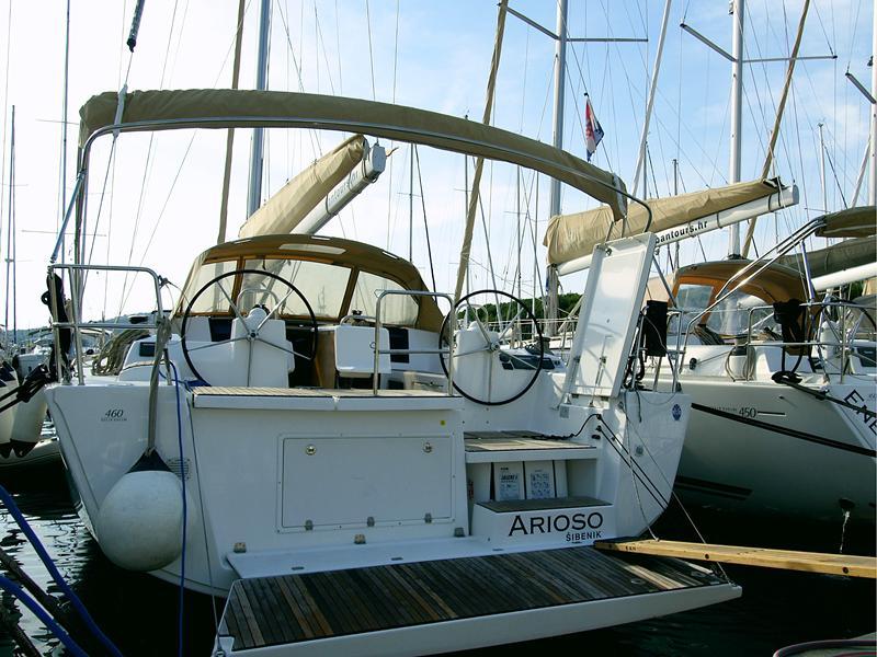 Dufour 460 GL (ARIOSO)  - 9