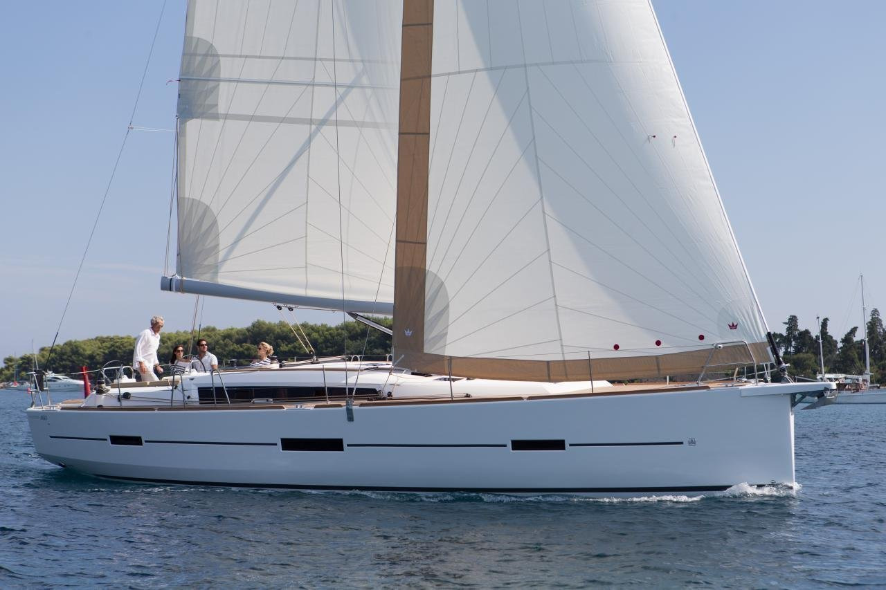 Dufour 460 GL (NOSTROMO - FULLY EQUIPPED)  - 2