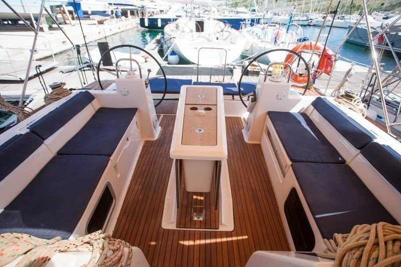 Dufour 460 GL (NOSTROMO - FULLY EQUIPPED)  - 11