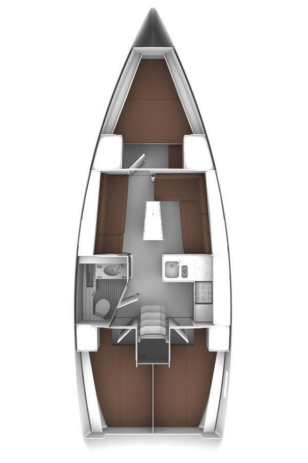 Bavaria Cruiser 37 - 3 cab. (Lilli)  - 1