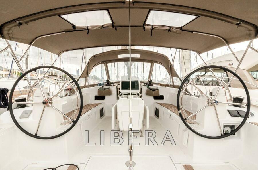 Sun Odyssey 519 - 5 + 1 cab. (Libera)  - 3