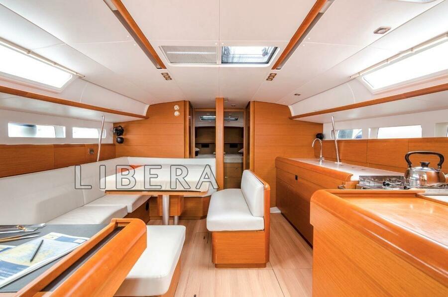 Sun Odyssey 519 - 5 + 1 cab. (Libera)  - 7