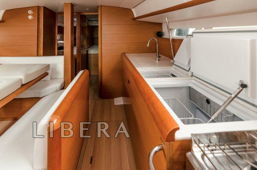 Sun Odyssey 519 - 5 + 1 cab. (Libera)  - 9