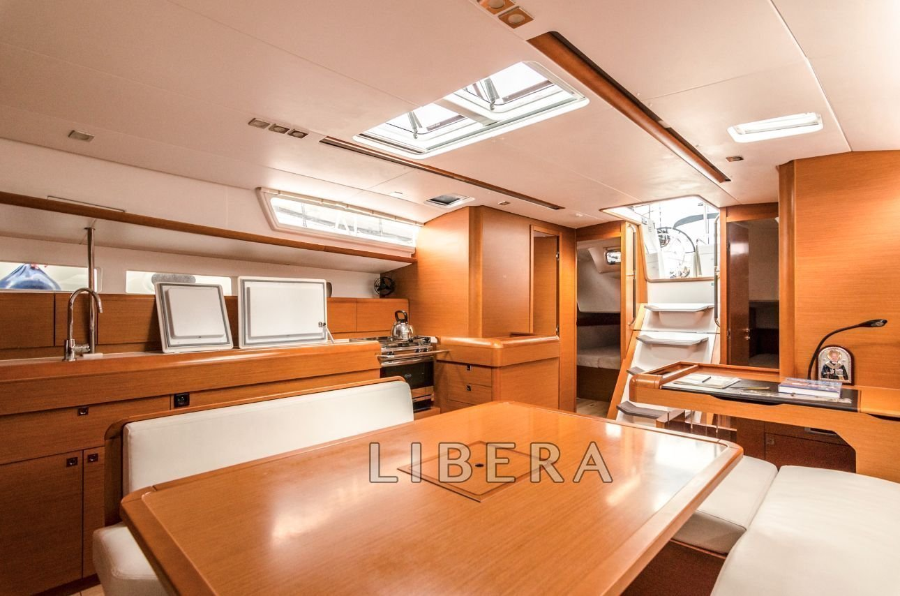 Sun Odyssey 519 - 5 + 1 cab. (Libera)  - 10