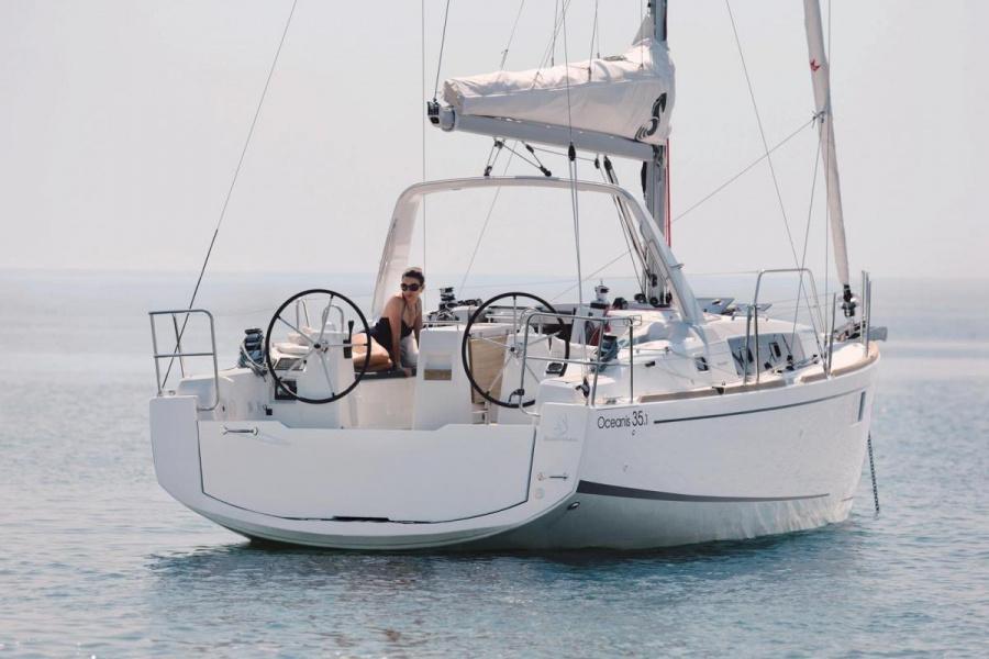 Oceanis 35 (Aquarius)  - 0