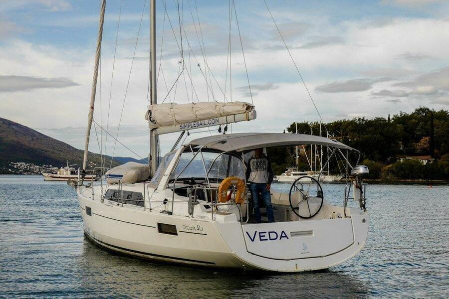 Oceanis 41.1 (Veda)  - 4