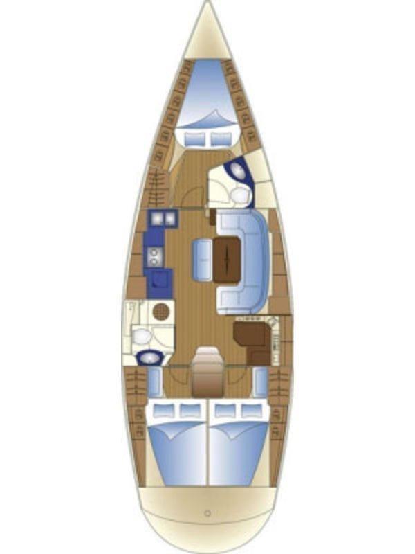 Bavaria 39 Cruiser (EVA A)  - 1