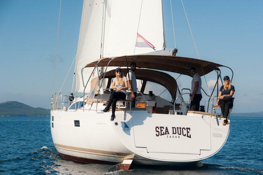 Elan Impression 50 - 5 + 1 cab. (Sea Duce)  - 4