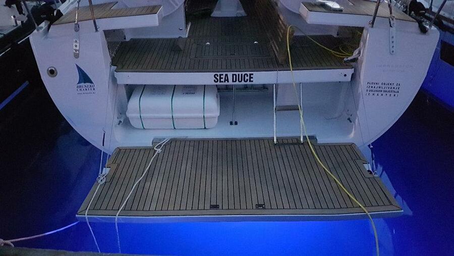 Elan Impression 50 - 5 + 1 cab. (Sea Duce)  - 17