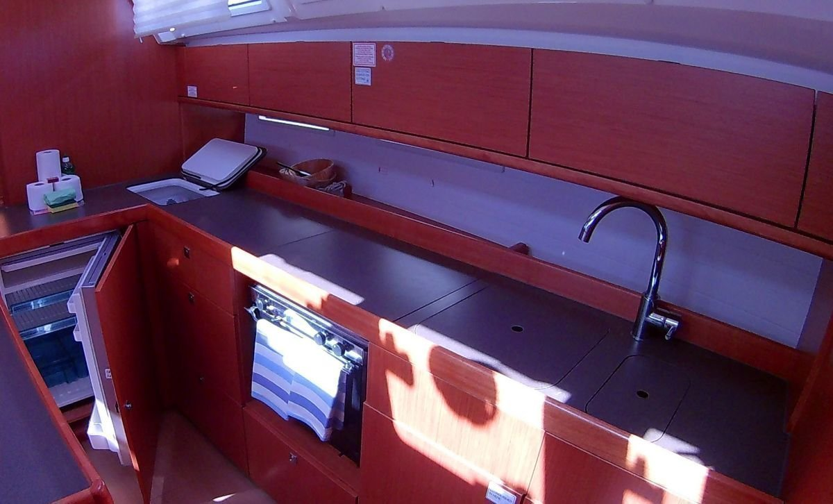 Bavaria Cruiser 46 - 4 cab. (Anadea )  - 12