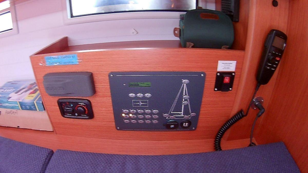 Bavaria Cruiser 46 - 4 cab. (Anadea )  - 13