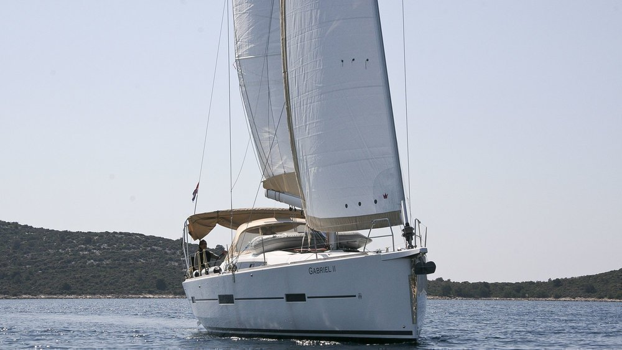 Dufour 460 GL (Gabriel II)  - 8
