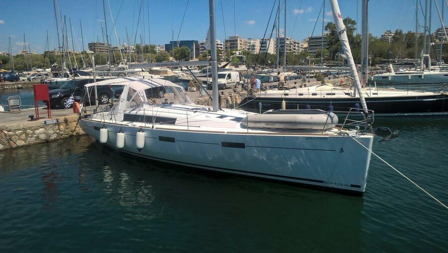 Oceanis 45 - 4 cab. (Aeolian Wind)  - 0